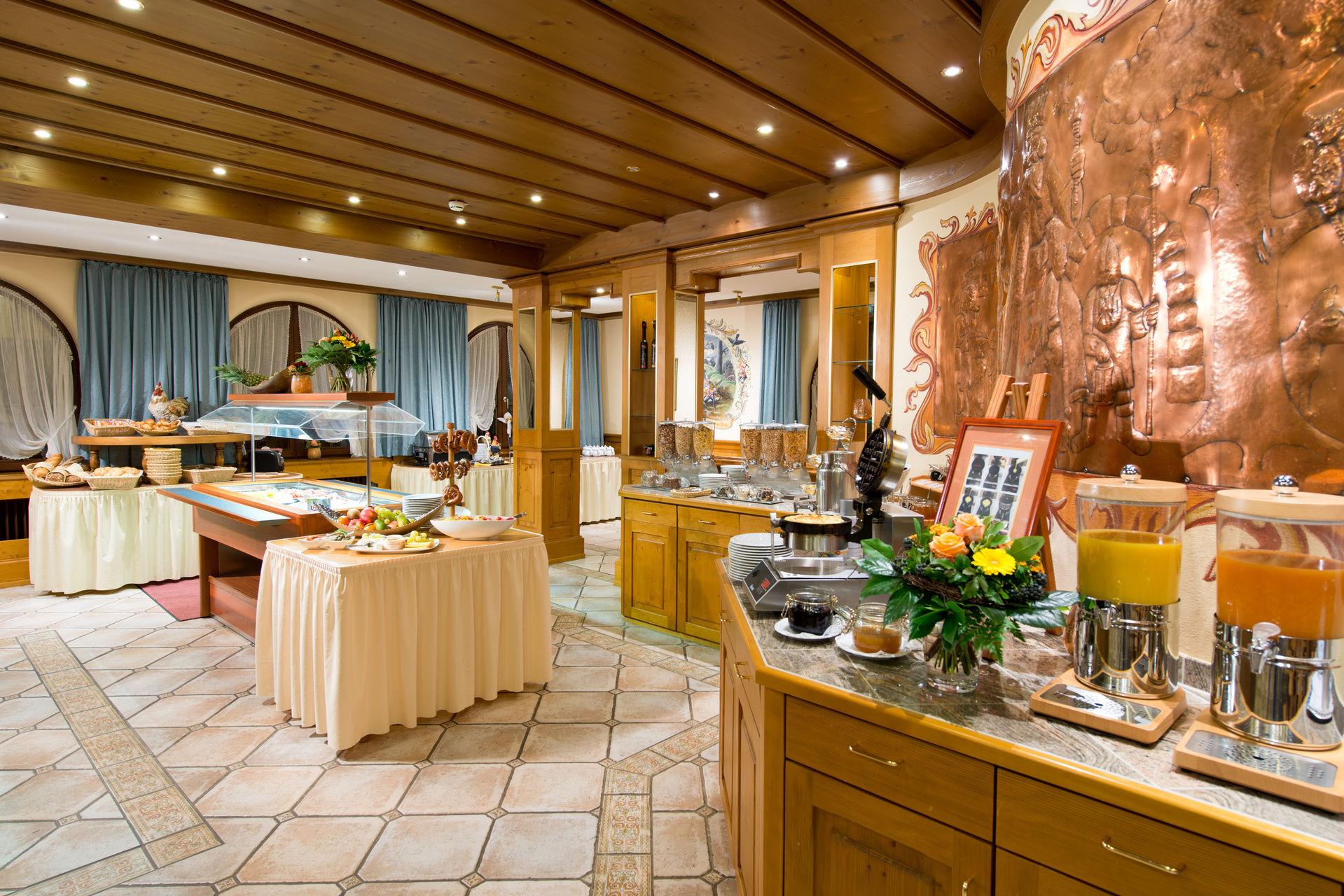 Restaurant St. Georgstube Hotel Silberkönig Schwarzwald 4-Sterne ...